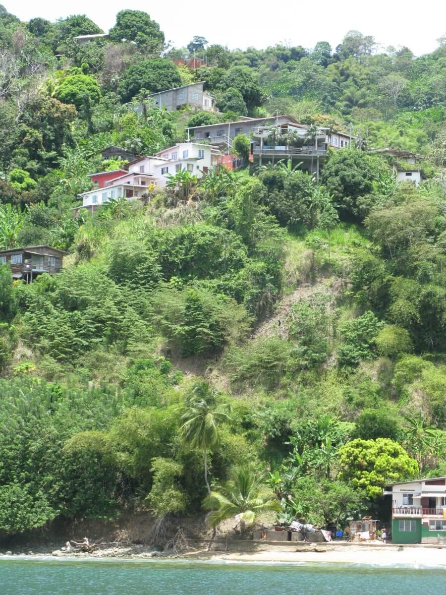 wzgórze karaiby