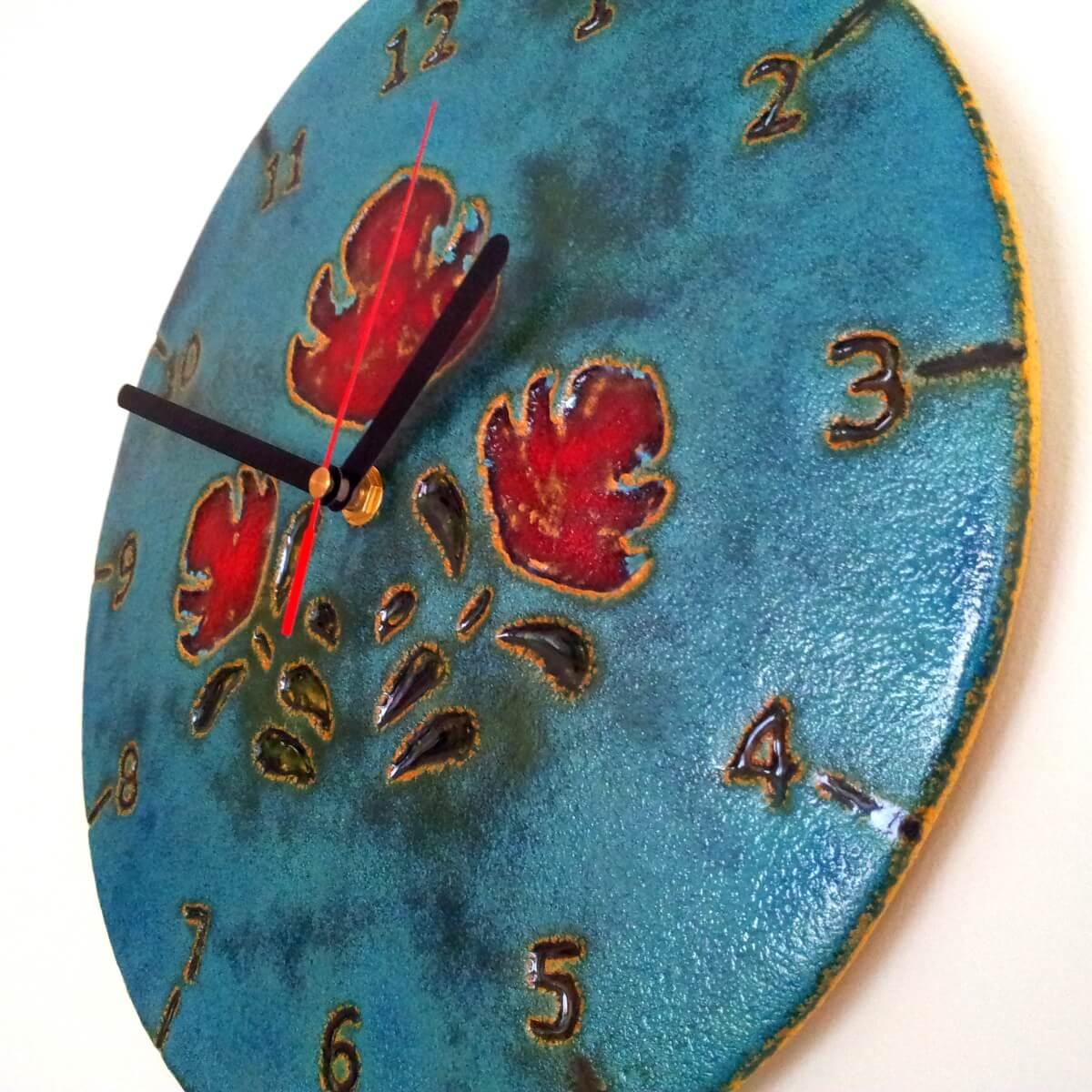 ludowy zegar