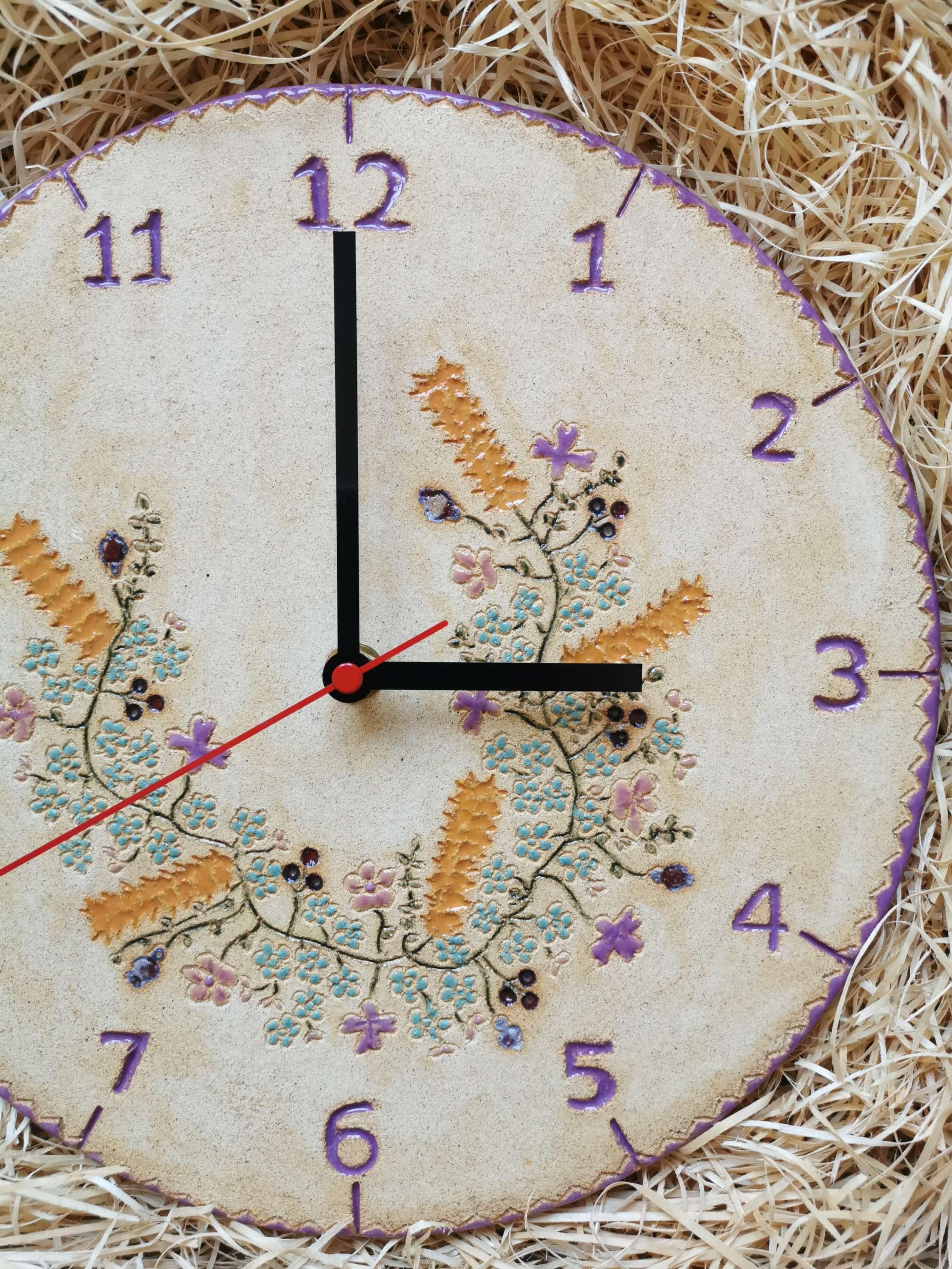 eweolo-zegar-rekodzielo-polne-kwiaty