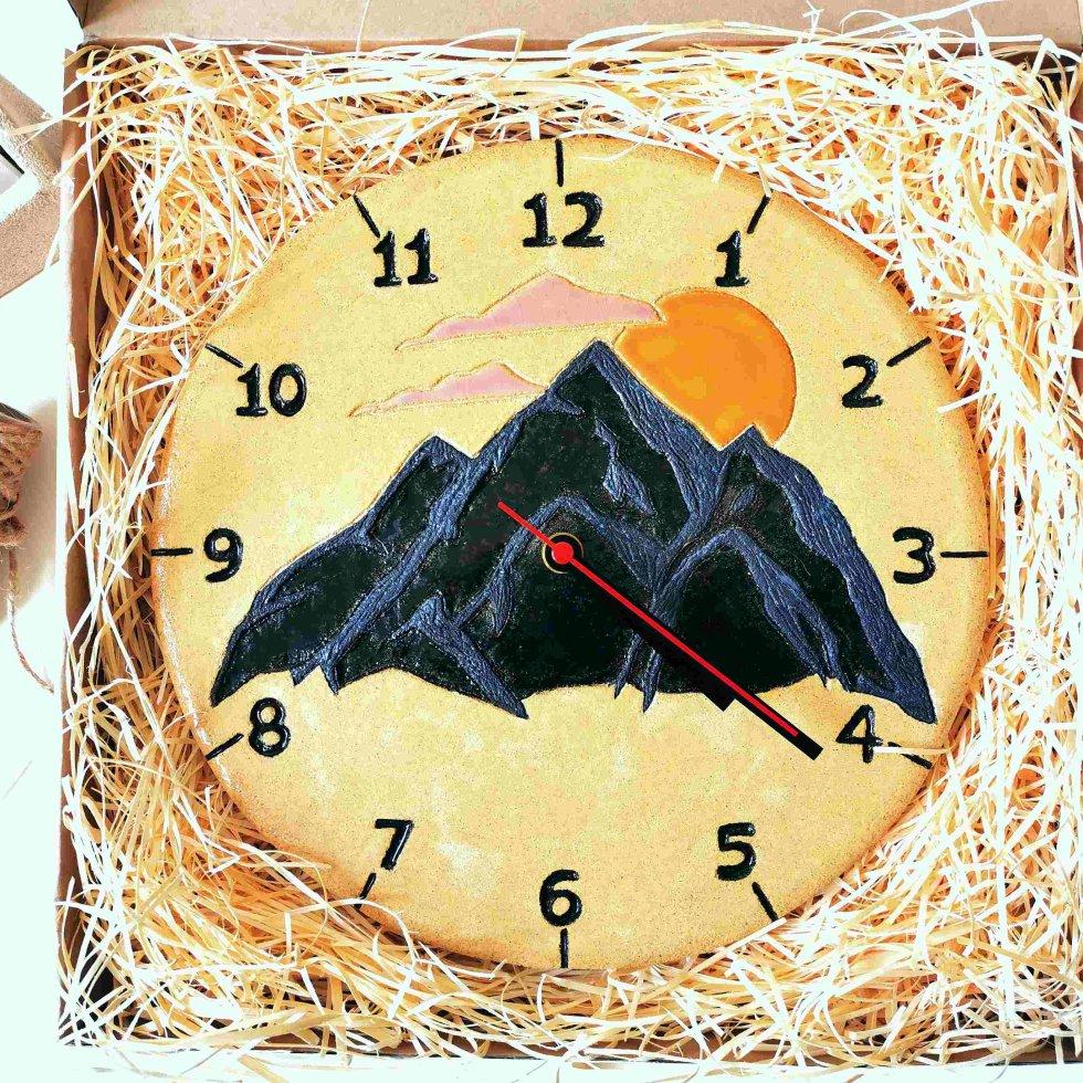 zegar pasmo górskie