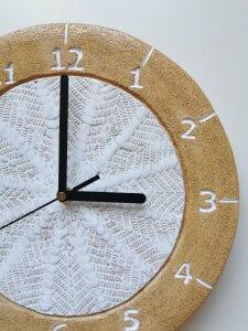 Eweolo boho styl clock