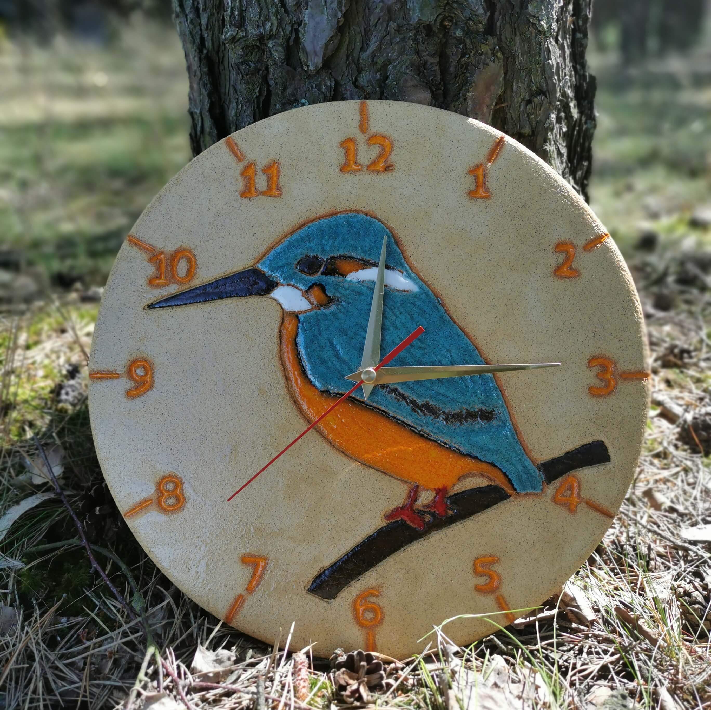 ptasi-zegar-zimorodek